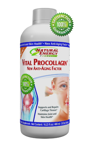 Vital Procollagen product bottle